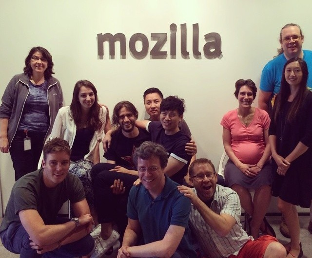 Mozilla media team, Portland